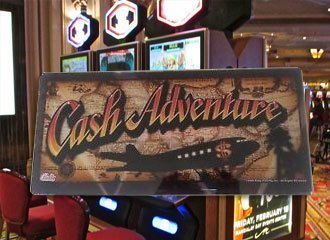 Cash Adventures Slot