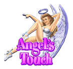 Play Angels Touch now at InterCasino.