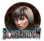 Play Black Widow now at GDay Casino.
