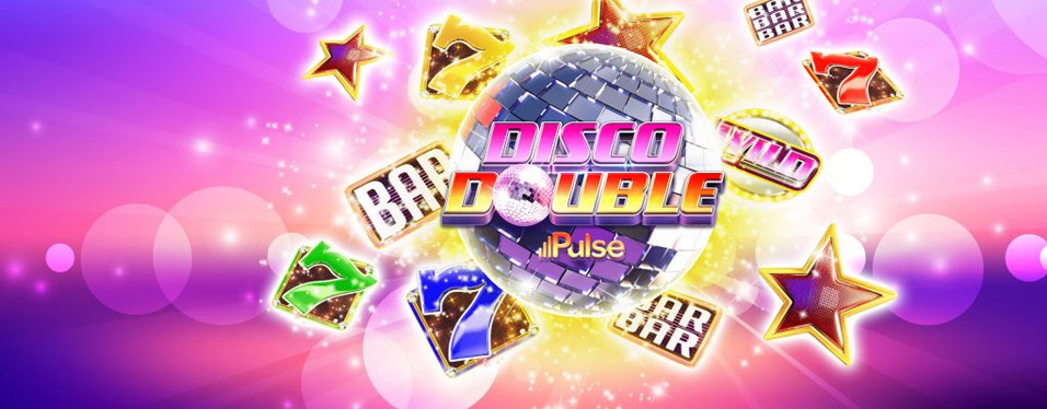 Disco Double Slot - iSoftBet
