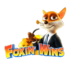 Play Foxin Wins now at Casino Euro