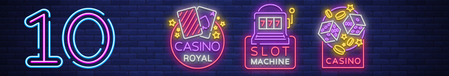 Casino Online Deposite 10 Dollars Only