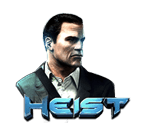 Play Heist now at Gday Casino