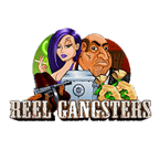 Play Reel Gangsters now at Sunset Slots Casino