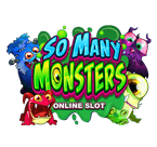 Play So Many Monsters now at All Slots