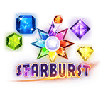 Play Starburst now at 21Prive