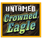 Play Untamed - Crowned Eagle now at All Slots