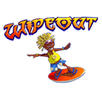 Play Wipeout now at Casino Euro