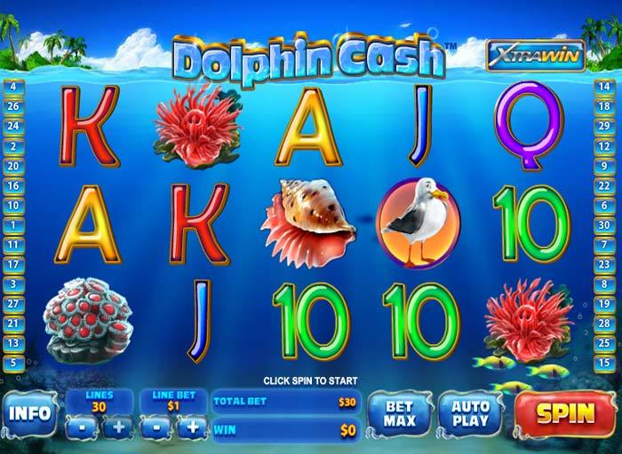 Play Dolphin Reef Online Pokies at Casino.com Australia