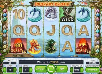 Dragon's Island Slot
