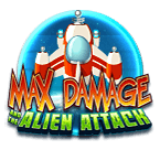 Play Max Damage and the Alien Attack