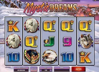Mystic Dreams Slot - Play Free Casino Slot Machine Games