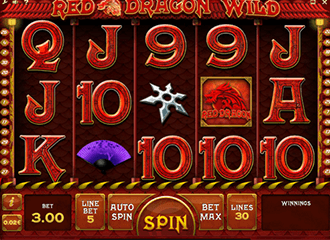 Red Dragon Wild Slot