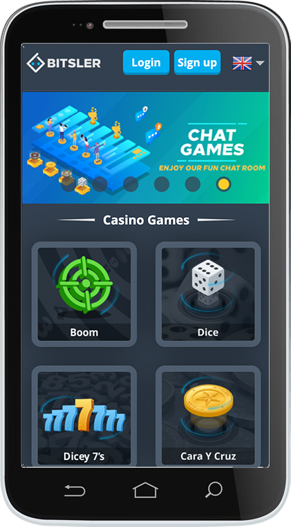 Bitsler Mobile Casino