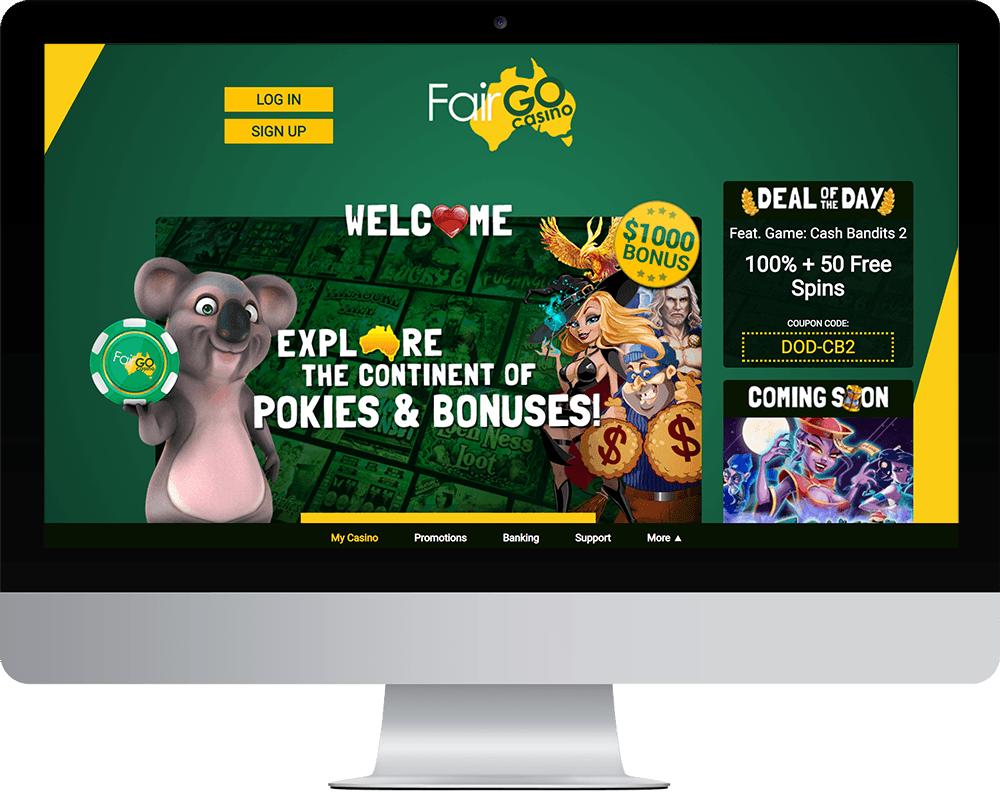 Fair Go Casino 1000 Bonus 100 Free Spins
