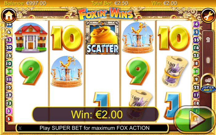 Play Nextgen's Foxin' Wins on Android