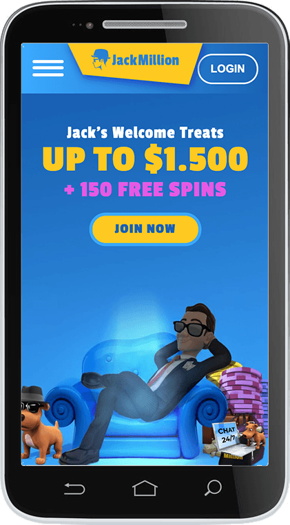 Jack Million Mobile Casino