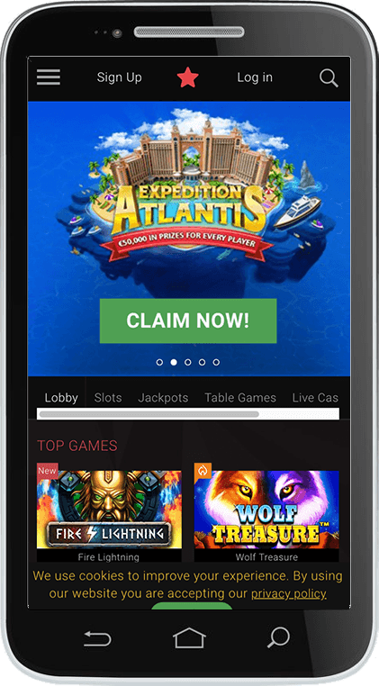 BitStarz Casino on Mobile