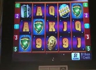Super Bucks Slot