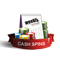 Weekly Cash Spins